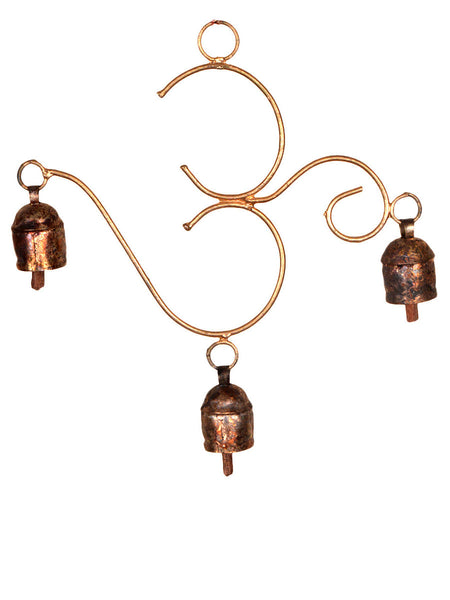 Copper Coated Iron Bells from Gujarat - HKGB16MH10