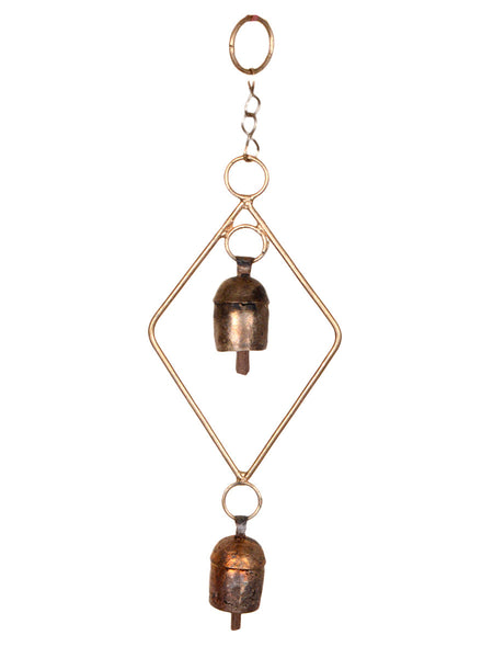 Copper Coated Iron Bells from Gujarat - HKGB16MH11