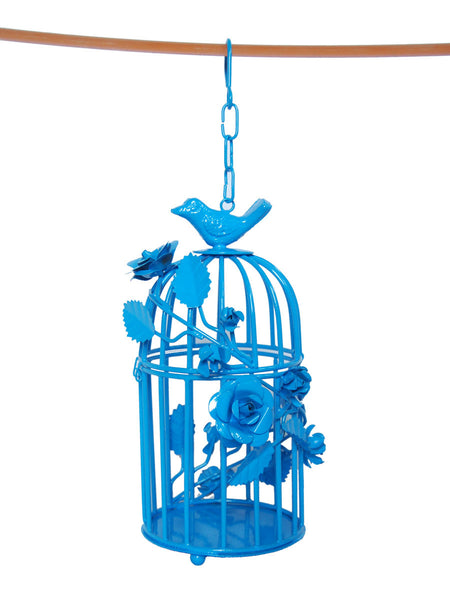 Bird Cage Planter From Moradabad - RJ-HDP31AG9
