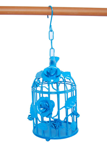 Bird Cage Planter From Moradabad - RJ-HDP31AG10