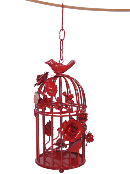 Bird Cage Planter From Moradabad - RJ-HDP31AG13