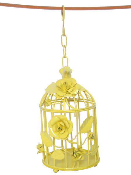 Bird Cage Planter From Moradabad - RJ-HDP31AG16
