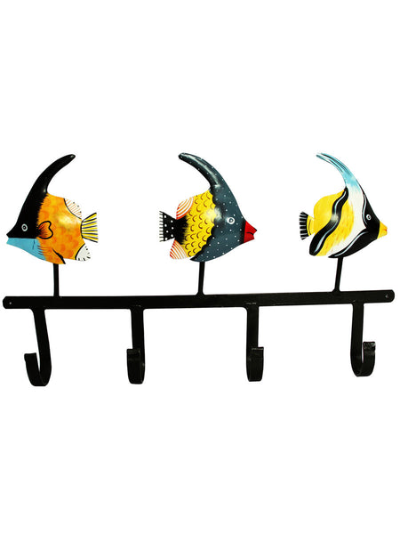 Fish Towel Hook - IKJTH15JL47