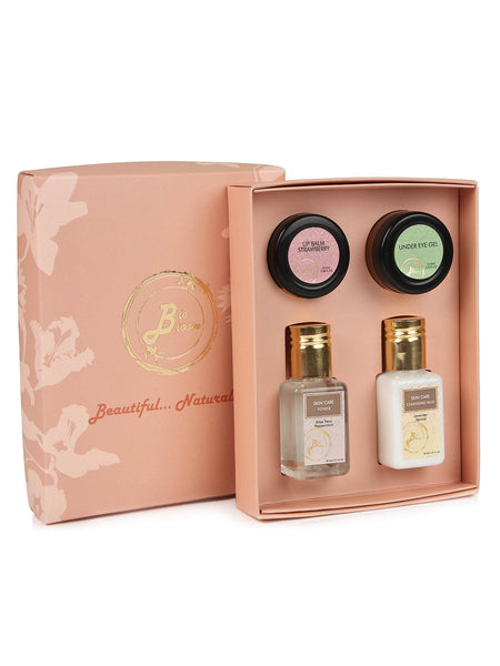 Natural Skin Care Gift Box - BB-GB26JL32