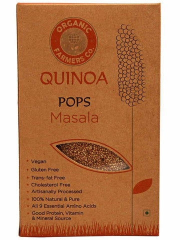 Quinoa Pops Masala - OF-QOF27SP3
