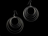 Earrings From Moradabad In Circular-CHUJE21J32