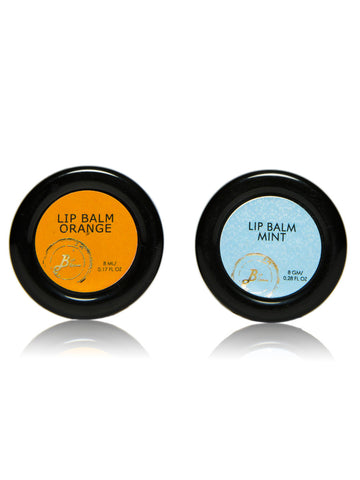 Lip Balm Combo - Orange & Mint - BB-PB26JL31