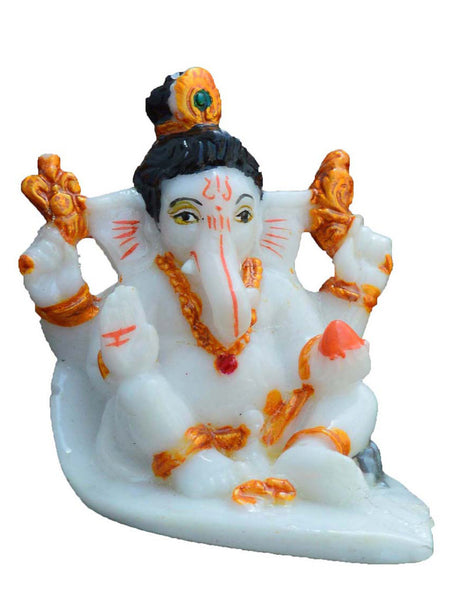 Lord Ganesha With Bun-EC-KKPMB1SP79