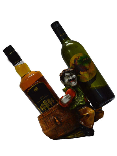Wine Holder For 2 Bottles-EC-HJRWE1SP69