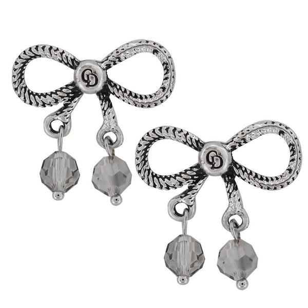 Special Silver Designer Drop Earrings - MCHUJE20AG127