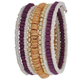 Fab Multicolour Trending Adjustable Reunion Size Bracelet - MCHUJB28AP102