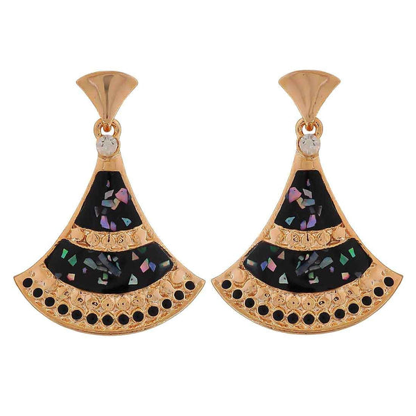 Terrific Multicolour Designer Casualwear Drop Earrings - MCHUJE26FB139