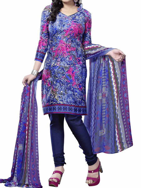 Cotton Suit From Kolkata In Multicolour - FPKWA9AG83