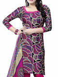 Cotton Suit From Kolkata In Multicolour - FPKWA9AG90