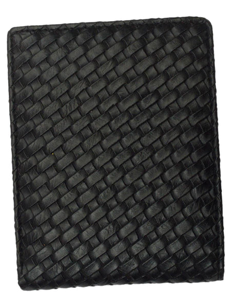 Kanpur Leatherite Wallet In Black - NCKMW27JN11
