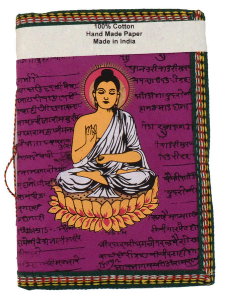 Organic Paper Note Book From Jodhpur - CJRP19AG5