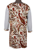 Printed Kurti From Rajasthan In MultiColor - PJRKLB19MY14