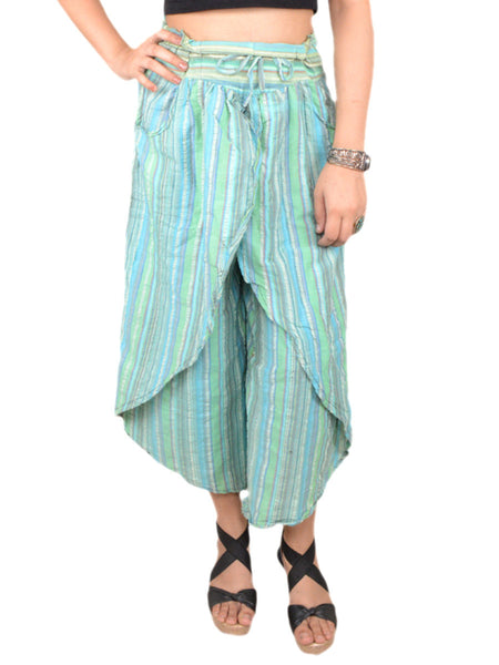 Dhoti Pants From Jaipur In MultiColour - PJRTD10MY1