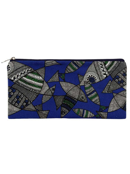 Digital Print On Fabric Pencil Pouch - AF-HDP26SP23