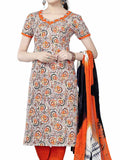 Cotton Suit From Kolkata In Multicolour - FPKWA9AG113