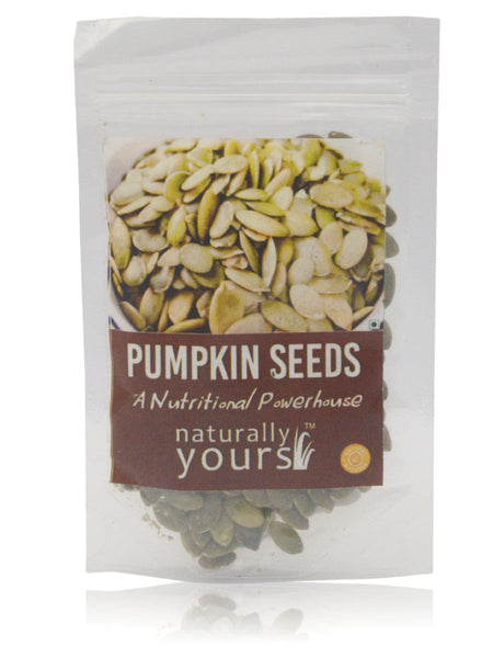 Organic Raw Pumpkin Seeds 50g - NY-PSN1DC66