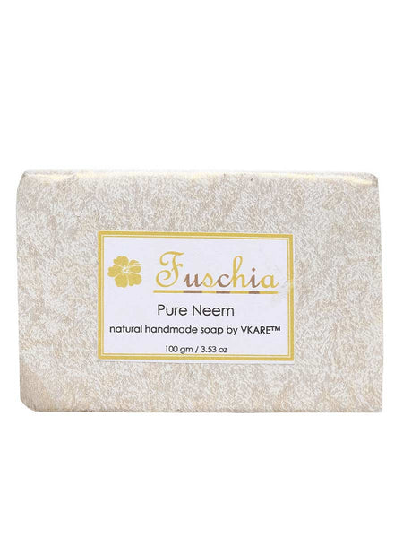 Pure Neem Natural Handmade Herbal Soap - VB-PCS17AG37