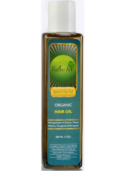 Organic Hair Oil / Nourisher - RA-OP26AG62