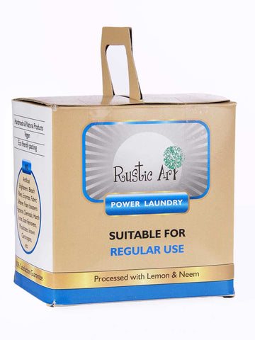 Natural Power Laundry Powder - RA-OP26AG65