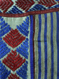 Phulkari Kurti With Dupatta In Royal Blue - PI-CPPK3JN8