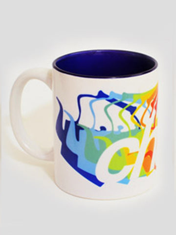 Chai Mug From Rajkot In Dark Blue - SO-DKC25AP19