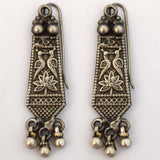 Earrings From Rajasthan In Silver - CJRE9JU2