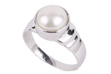 Pearl Finger Ring -Size 22 - CHTE18SP1