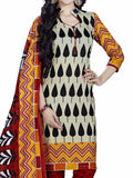 Cotton Suit From Kolkata In Multicolour - FPKWA9AG176