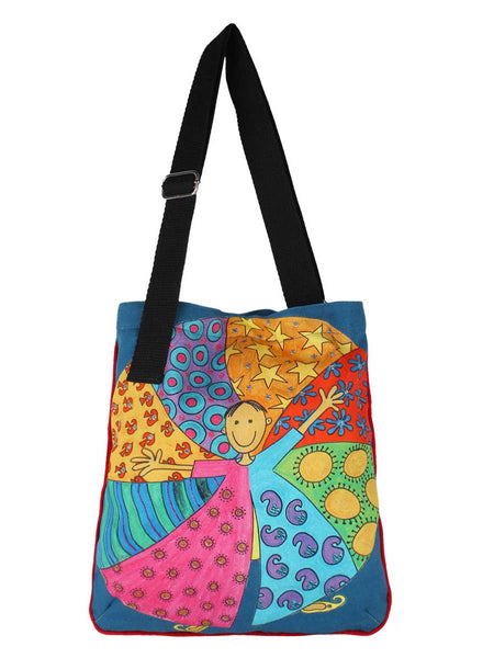Digital Print On Fabric Sling Bag - AF-HDP26SP6