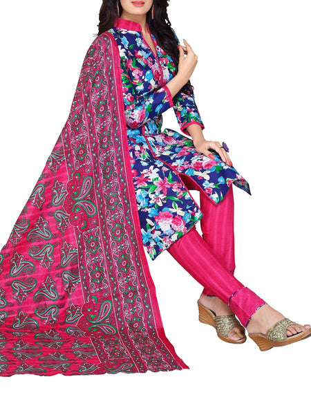 Cotton Suit From Kolkata In MultiColour - FPKWA16JN137