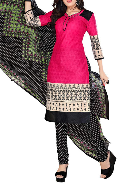 Cotton Suit From Kolkata In MultiColour - FPKWA16JN139