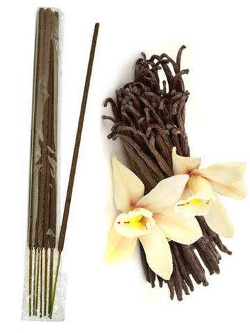 Vanilla Incense Sticks From Pondicherry - PPIST31AG12