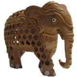 Mother Elephant Wood Handicraft-EC-HJRWE4F34