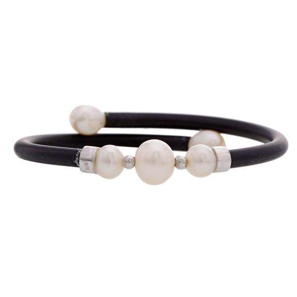 Fancy Pearls Bracelet - CHTB25AG95