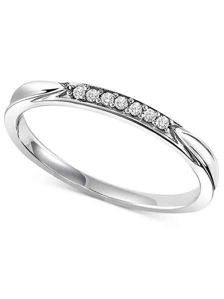 92.5 sterling silver ring made with swarovski Zirconia - ZI-CHUJR29MH191