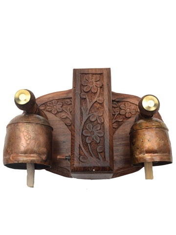 Electric Copper Coated Door Bell from Gujarat - MB-HKGB7MY2