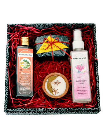 Herbal Natural Gift Box - WAPGB14JL2