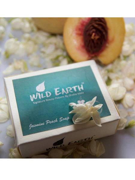 Refreshing Jasmine Peach Soap - WE-PCS14SPT7