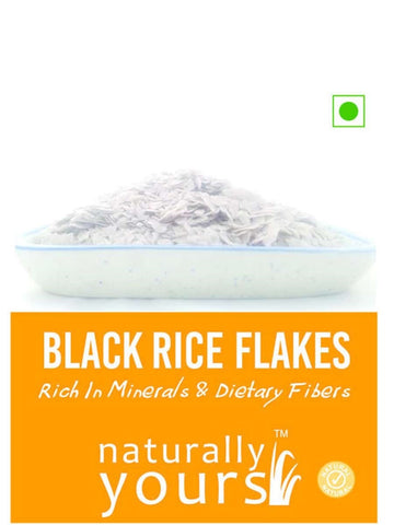 Black Rice Flakes 200G - NY-PFF21SP17