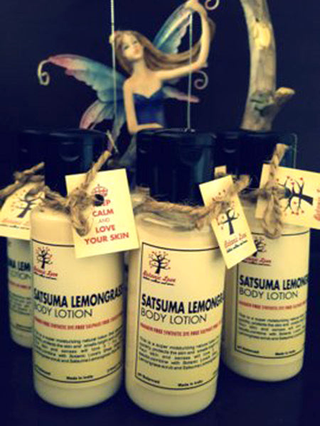 Satsuma Lemongrass Body Lotion - PCBLL16DC6