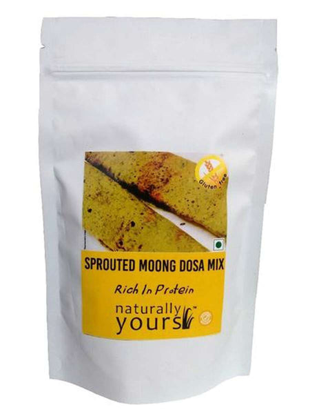 Sprouted Moong Dosa Mix 160g - NY-PFF21SP25