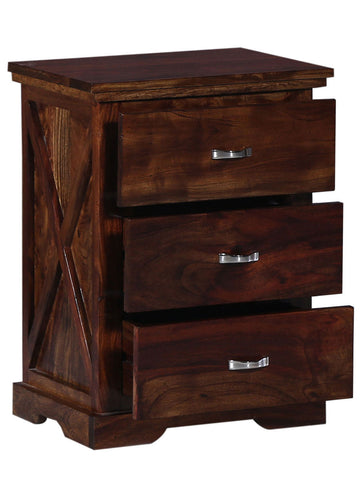 3 Drawer Side Table - SFRWB8JN3