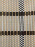 Bamboo Table Mats -Thread woven In White - BHDPM26JN9