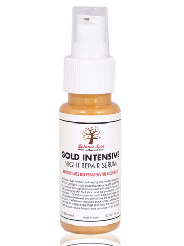 Gold Intensive Night Repair Serum - PCBLL16DC2