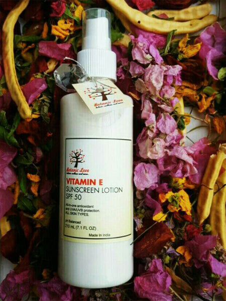 Vitamin E Sunscreen Lotion - PCBLL30OT1